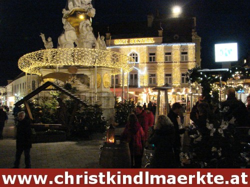 Weihnachtsmarkt Wien Eröffnung.Christkindlmärkte In Niederösterreich 2019 Adressen