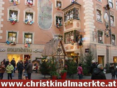Christkindlmarkte Tirol 2019 In Innsbruck Zierl Usw