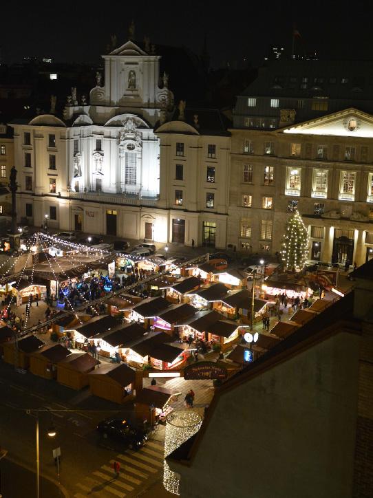 Wann Ist Der Weihnachtsmarkt.Christkindlmärkte In Wien 2019 Adressen öffnungszeiten Der